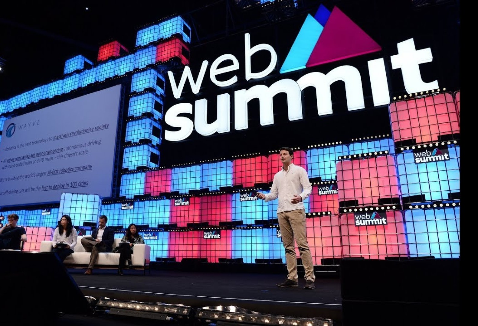Wilmar's Web Summit: Opening Day Highlights